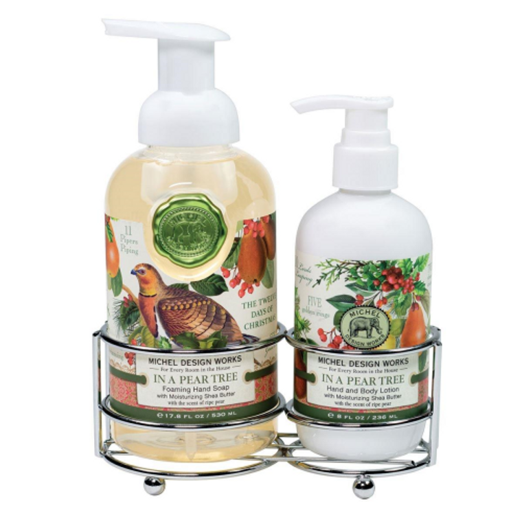In a Pear Tree Handcare Caddy