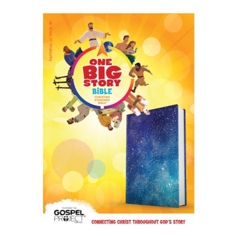 KJV One Big Story Bible Hardcover