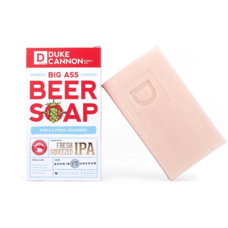 Big Ass Beer Soap Deschutes Fresh Squeezed IPA