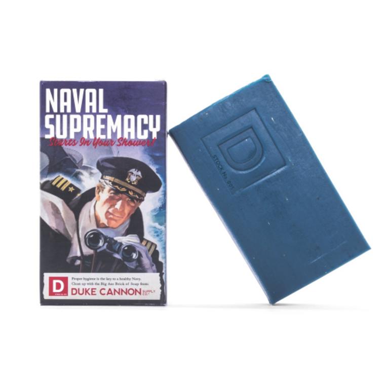 Naval Diplomacy Big Ass Bar of Soap