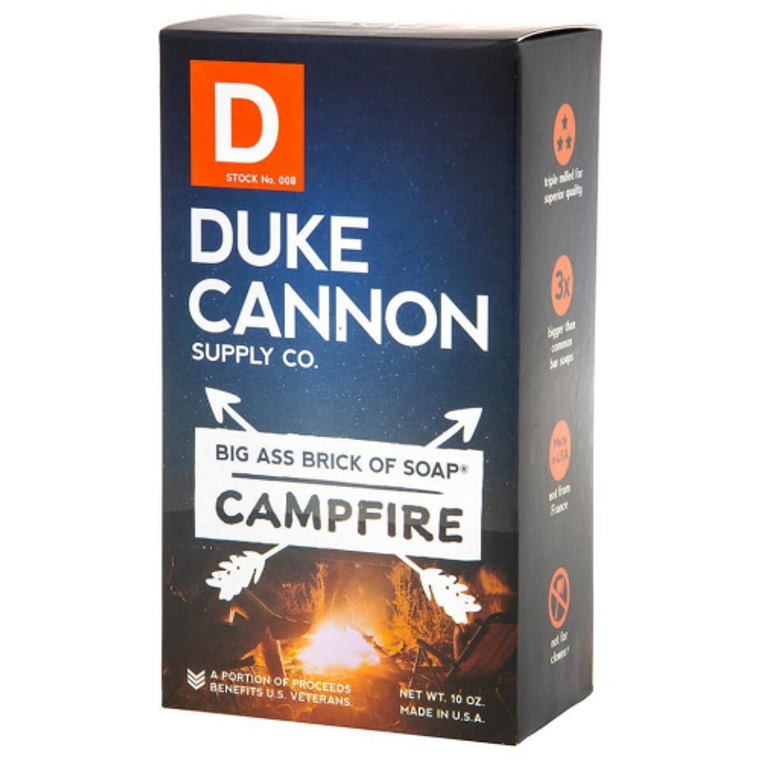 Campfire Big Ass Brick of Soap