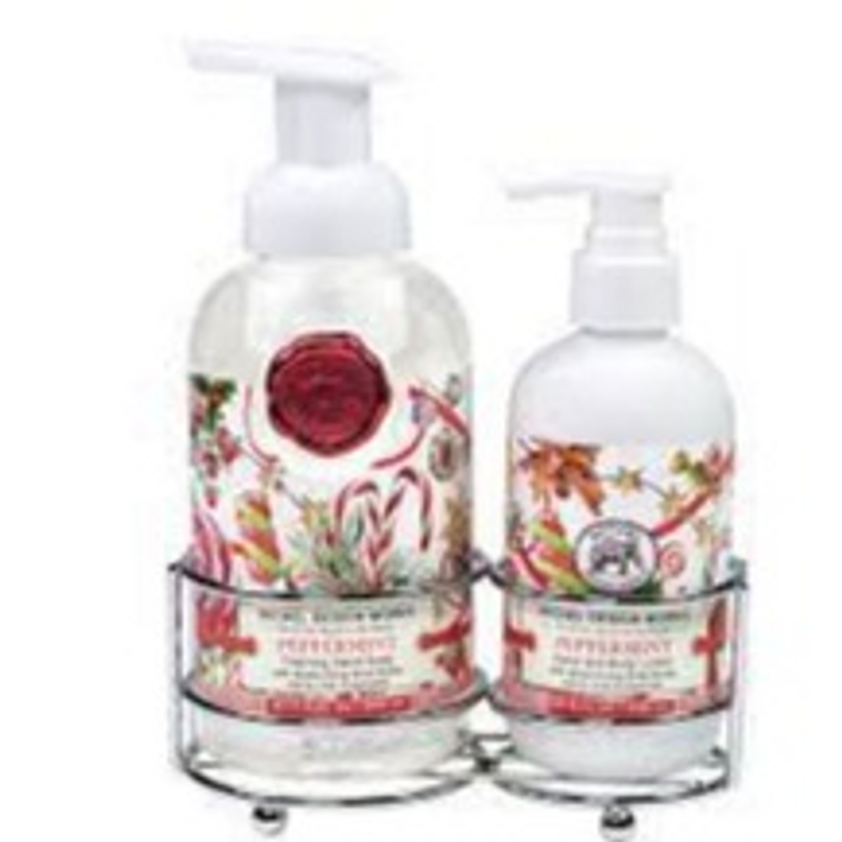 Peppermint Handcare Caddy