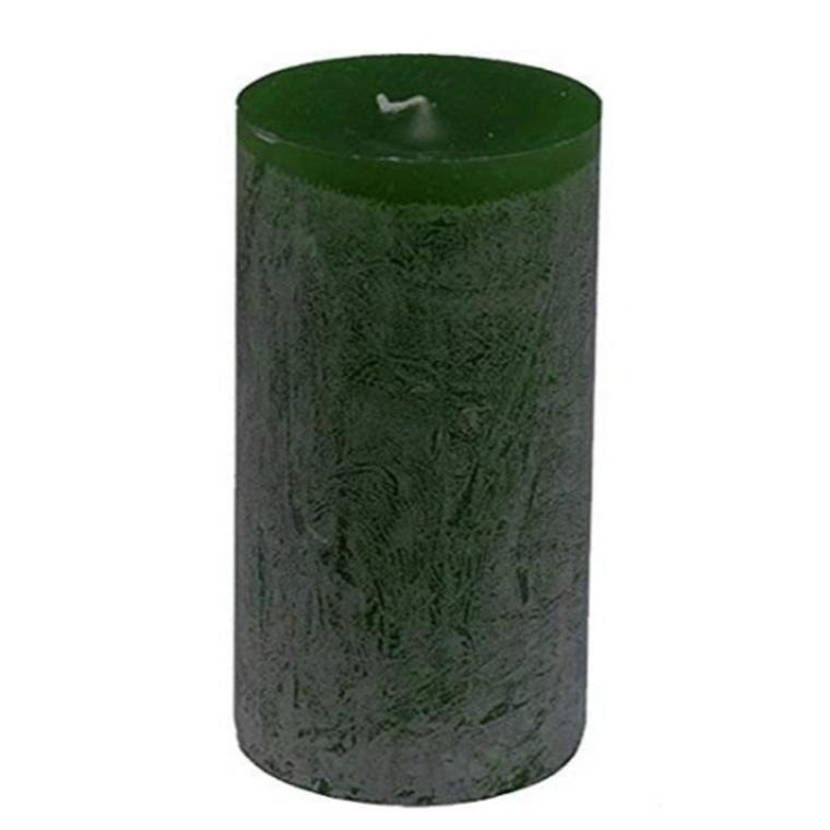 Green Timber Pillar