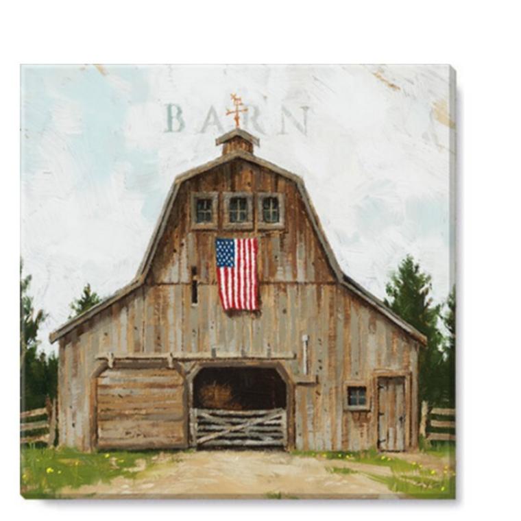 Wood Barn Wall Art