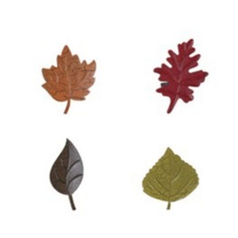 Leaf Assorted Napkin Rings