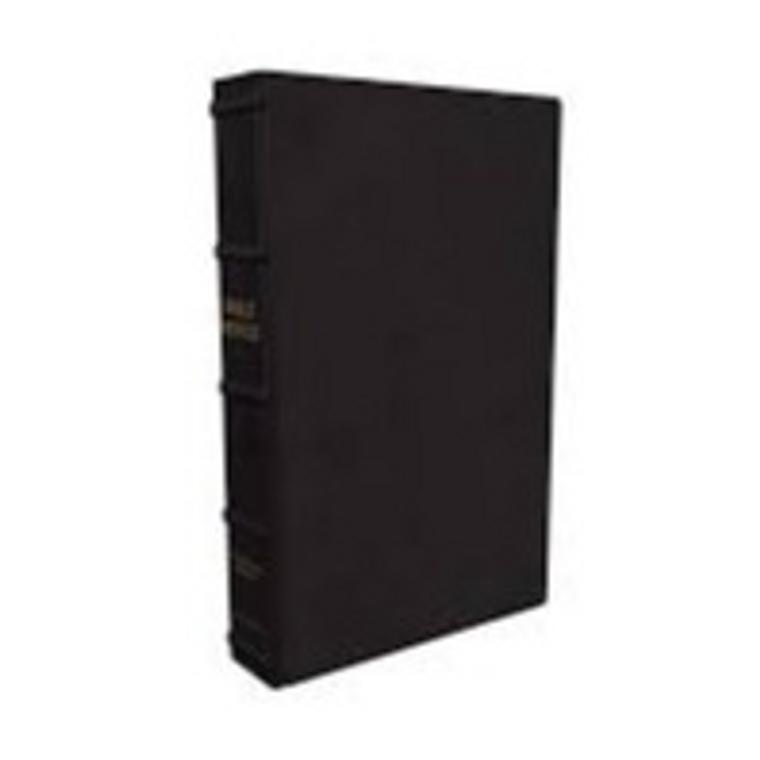 KJV Large Print Reference Bible Mcalaren
