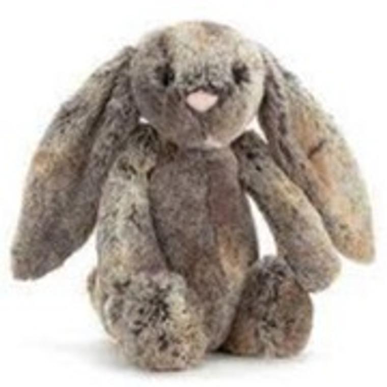 Bashful Woodland Bunny Small