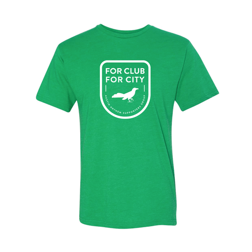 For Club. For City. Tee