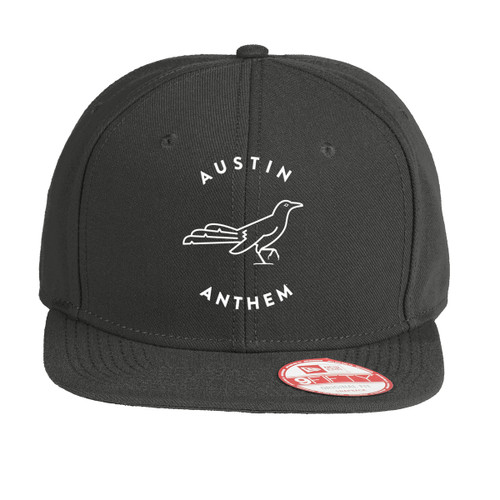 New Era 9FIFTY Snapback Hat Austin Anthem Logo