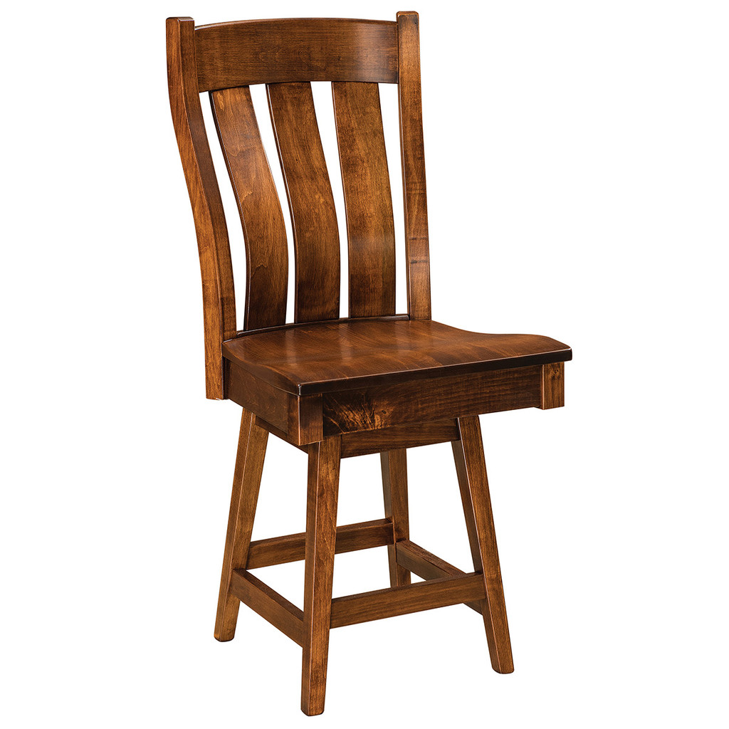 Chesterton Swivel Bar Stool