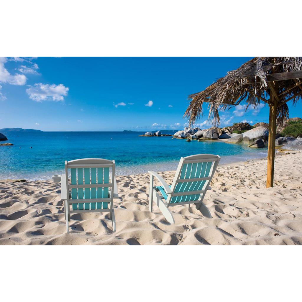 Poly Bent Beach Chair