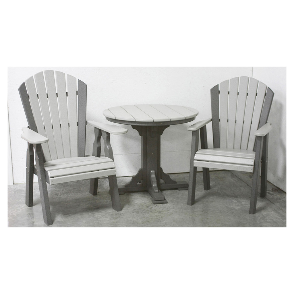"34"" Round Outdoor Table"