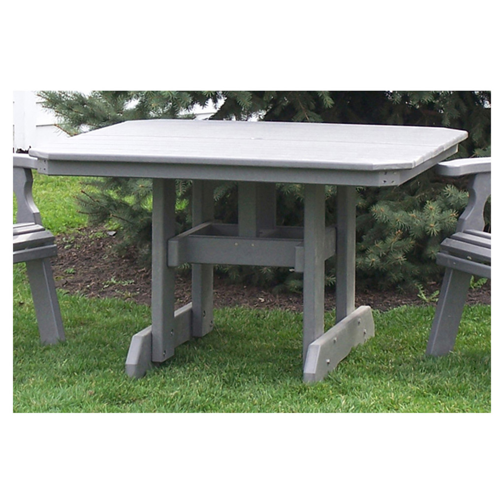 "48"" Square Outdoor Table"