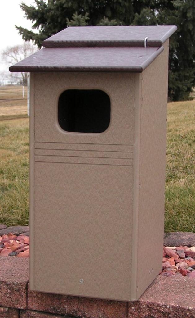 Wood Duck Box | Poly Duck Box