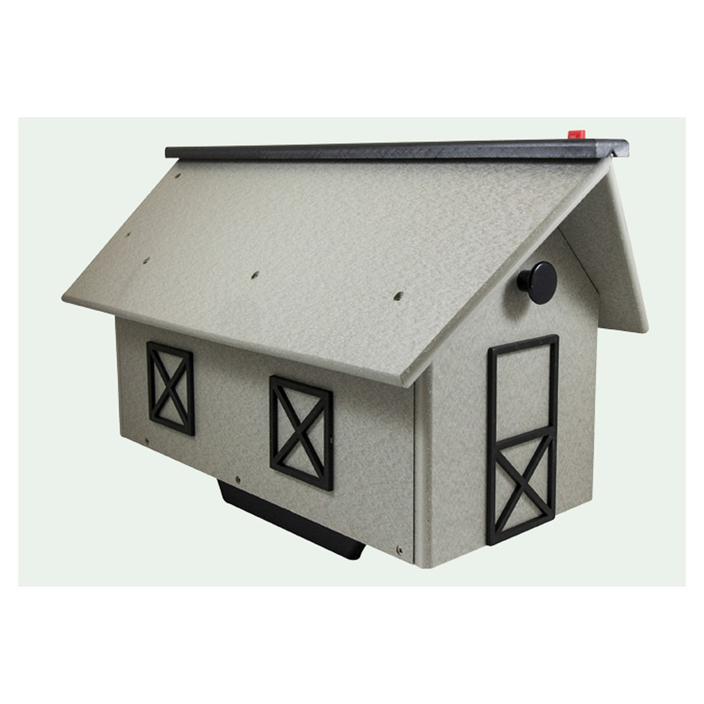 Barn Style Mailbox   Weather Resistant Mailbox