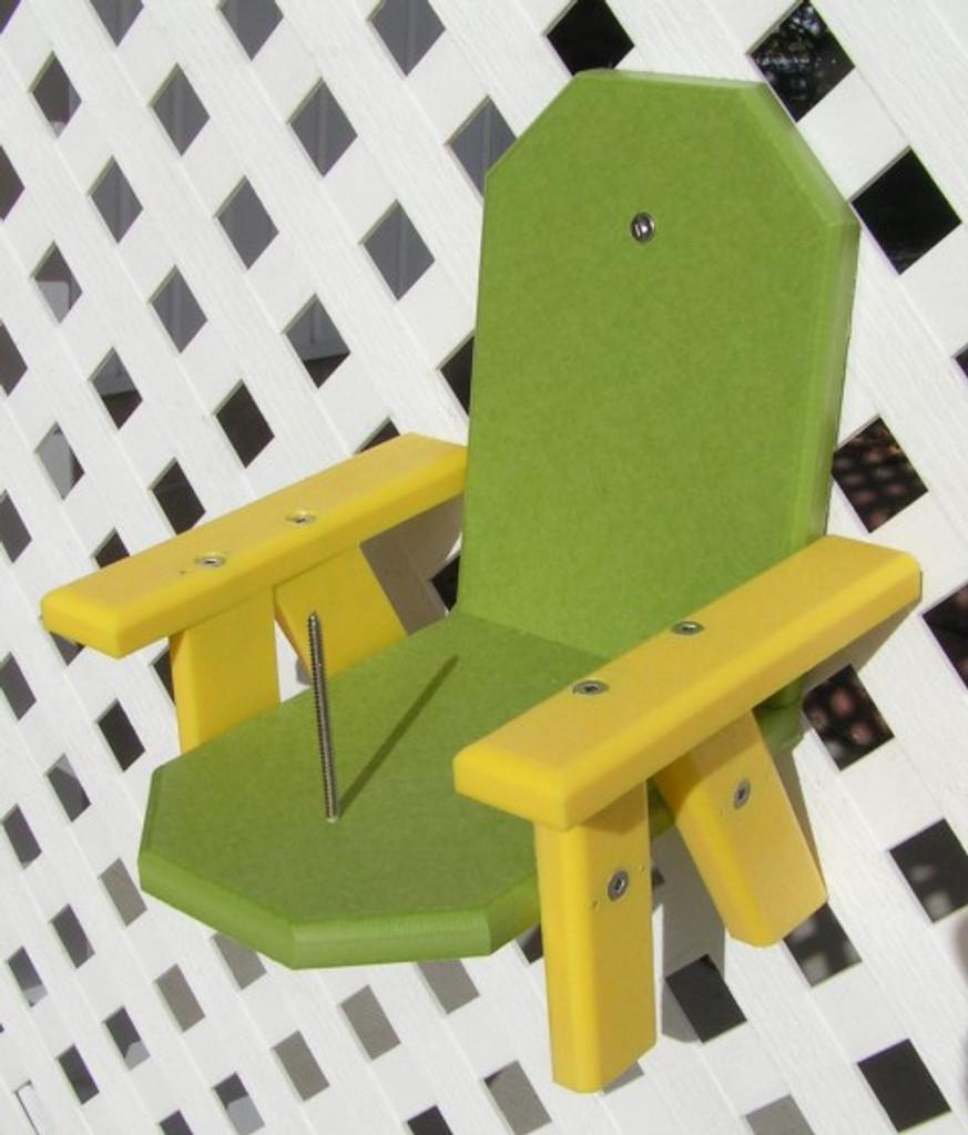 Squirrel Chair | Best Squirrel Feeders