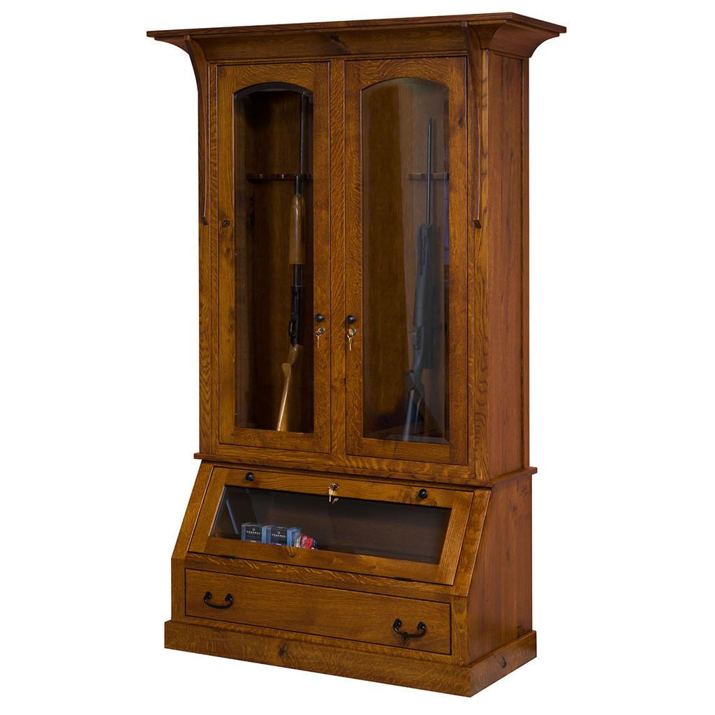 Breckenridge Gun Cabinet