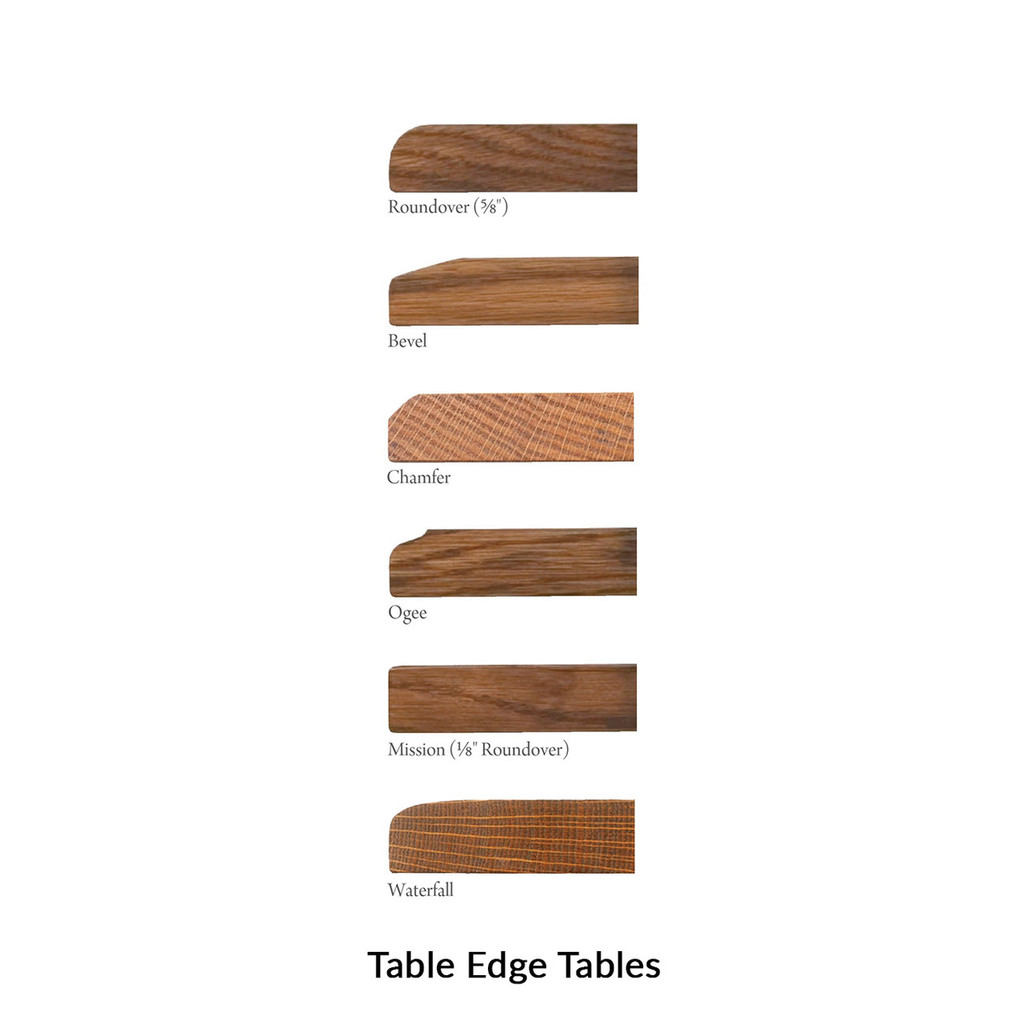 Arts & Crafts Trestle Table