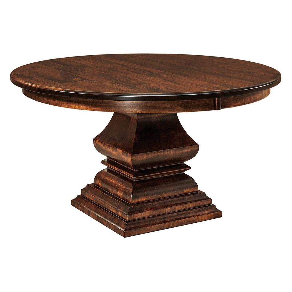 Bradford Single Pedestal Table