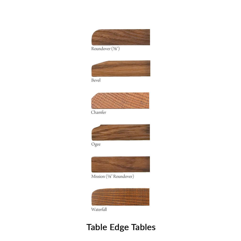 McCoy Trestle Table
