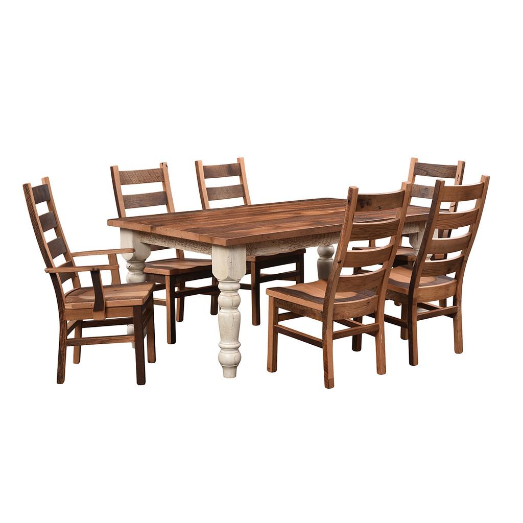 Farmhouse Table (Barn Wood)