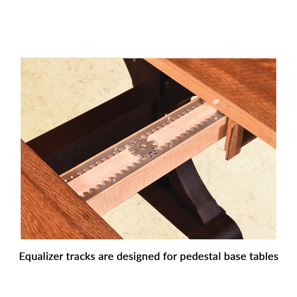 Bristol Table (Barn Wood / Extendable)