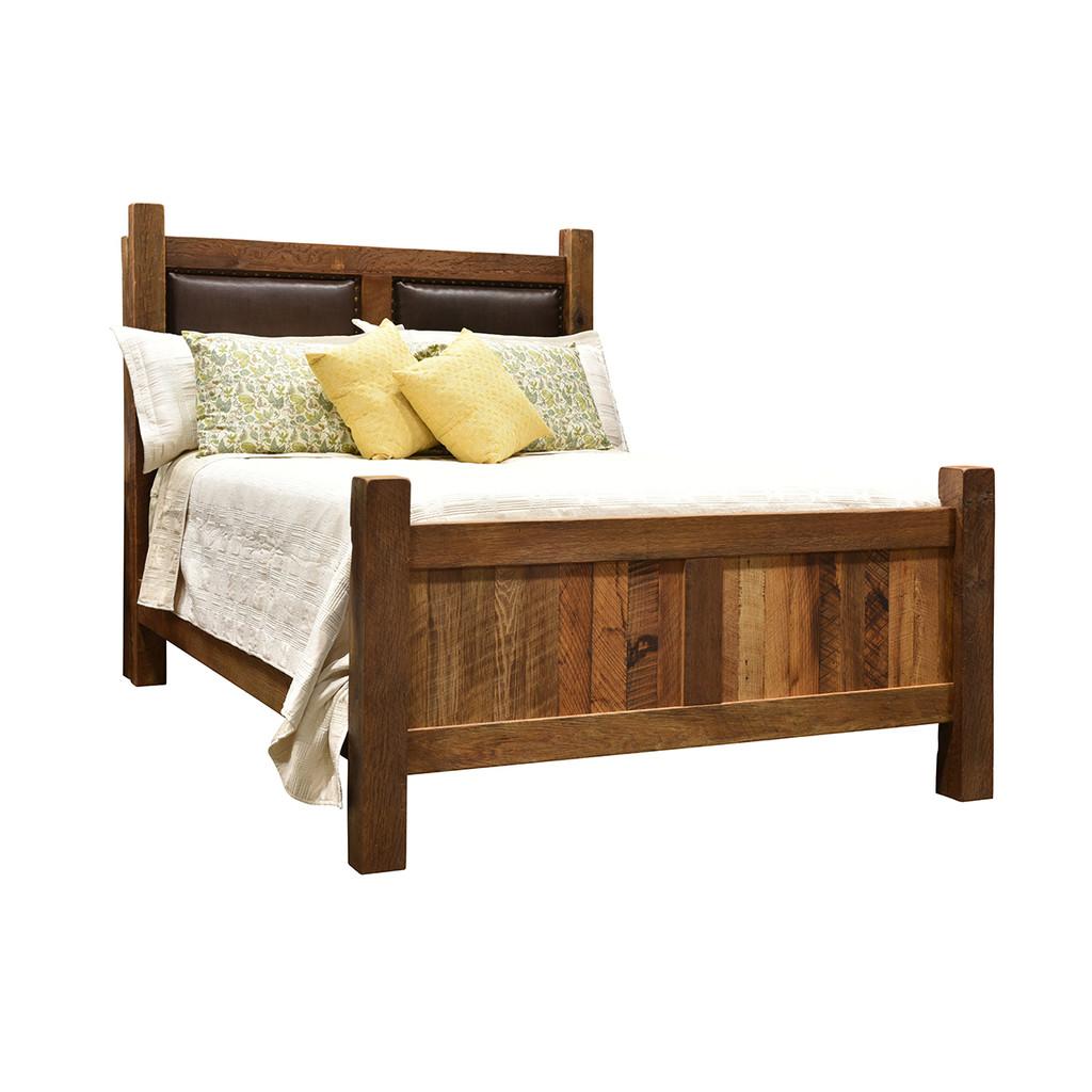 Farmhouse Bed (Barn Wood)