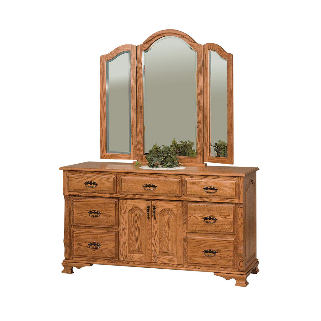 "Classic Heritage 60"" Dresser"