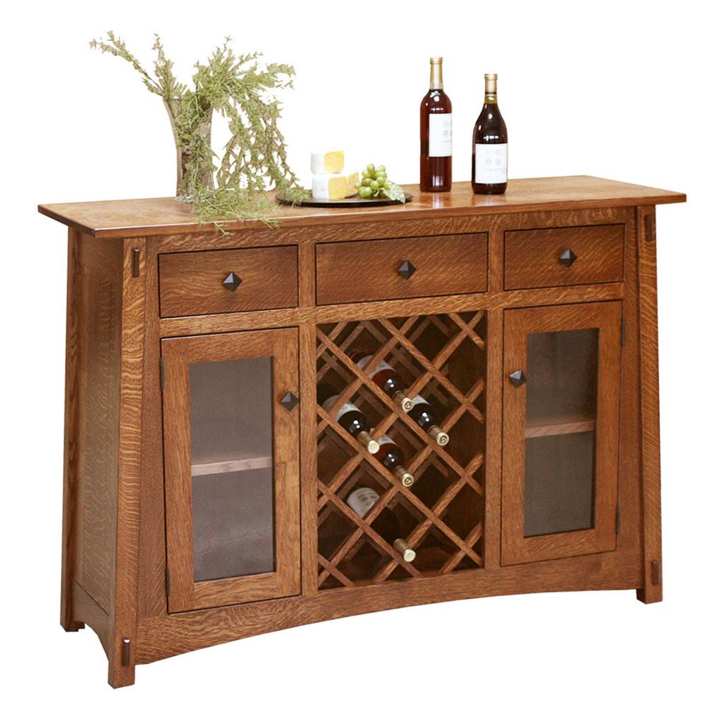 McCoy Wine Buffet