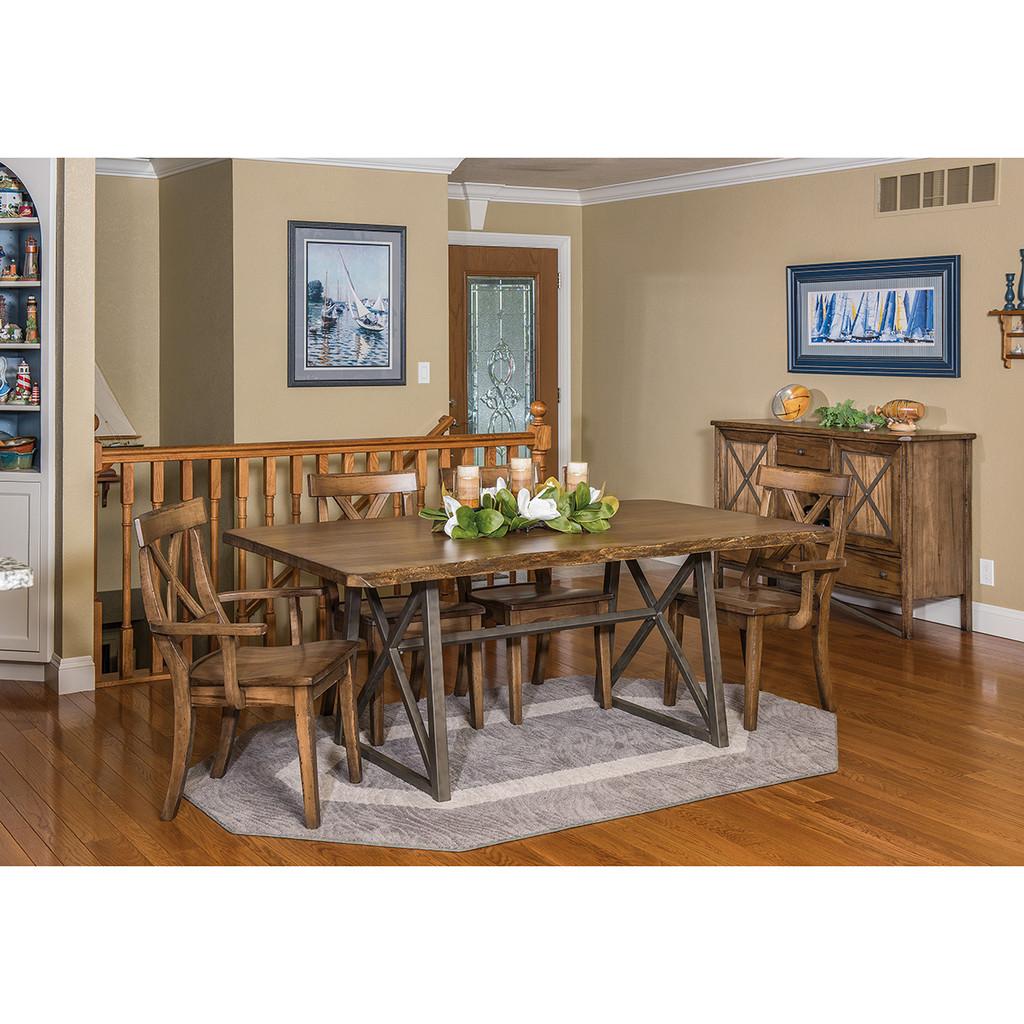 Yukon Trestle Table