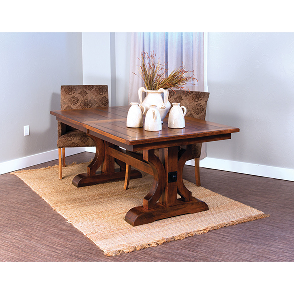 Barstow Trestle Table