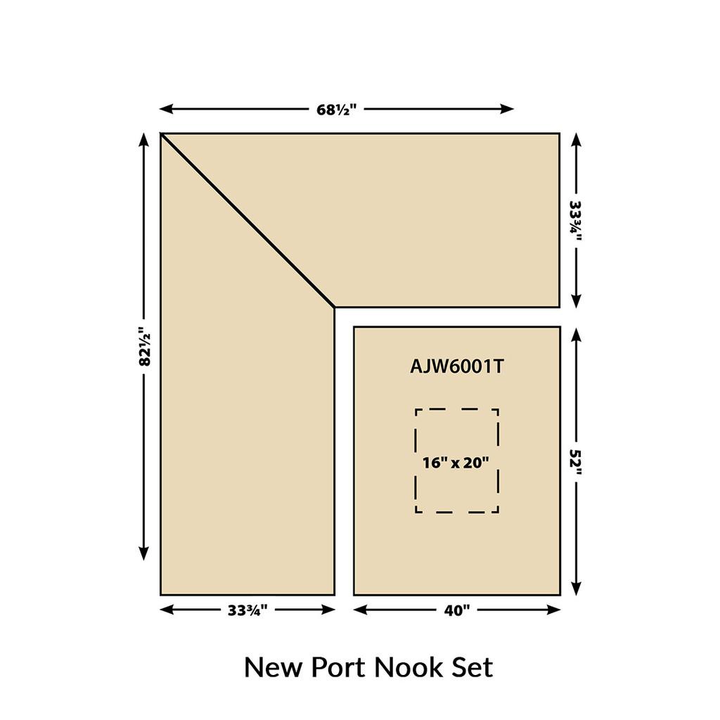 Newport Nook Set