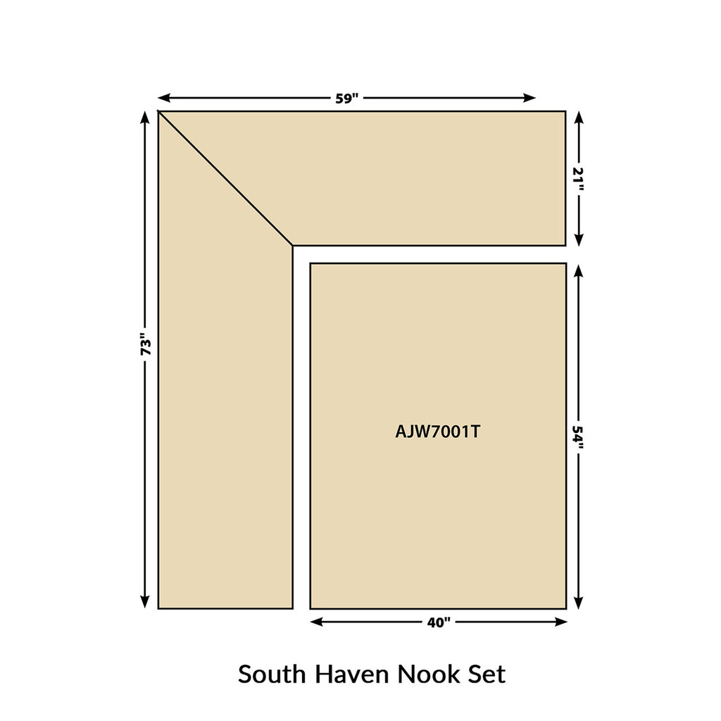 South Haven Nook Set