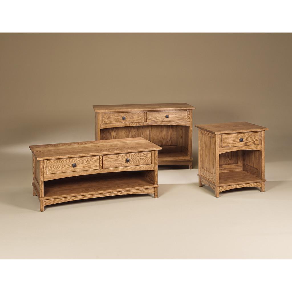 Amber Sofa Table