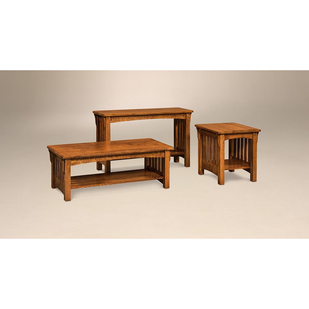 Shelby Sofa Table