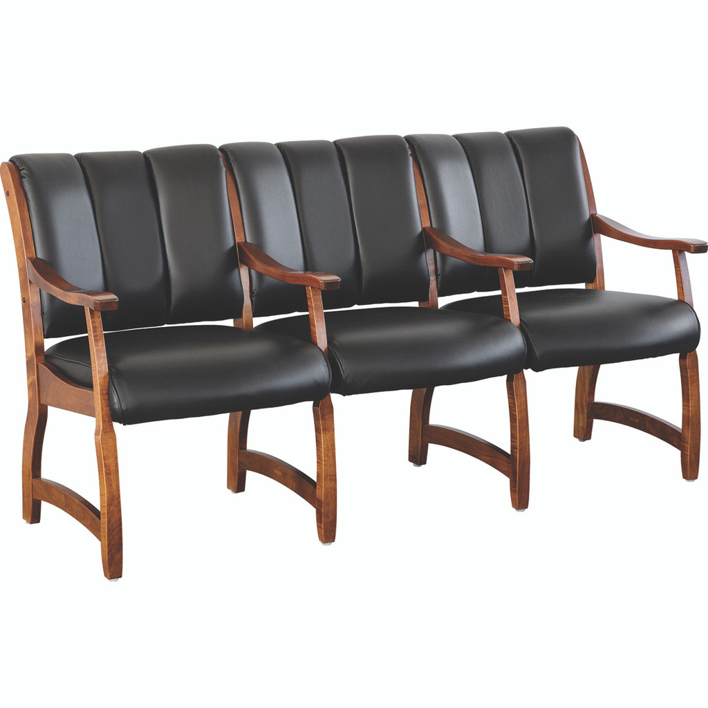Midland Chairs (3-Seat)