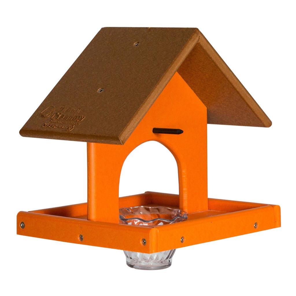 Single Oriole Feeder   Bird Feeder Jelly