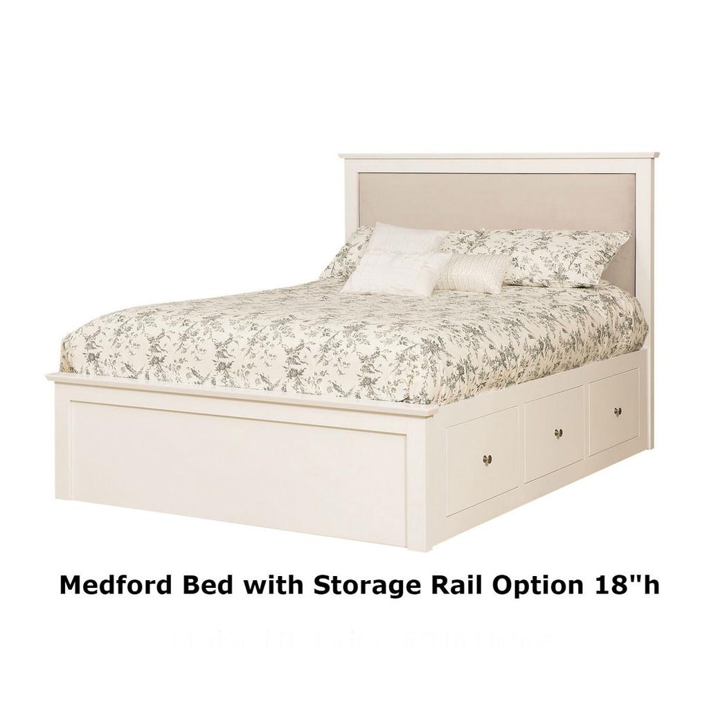 Palisade Bed
