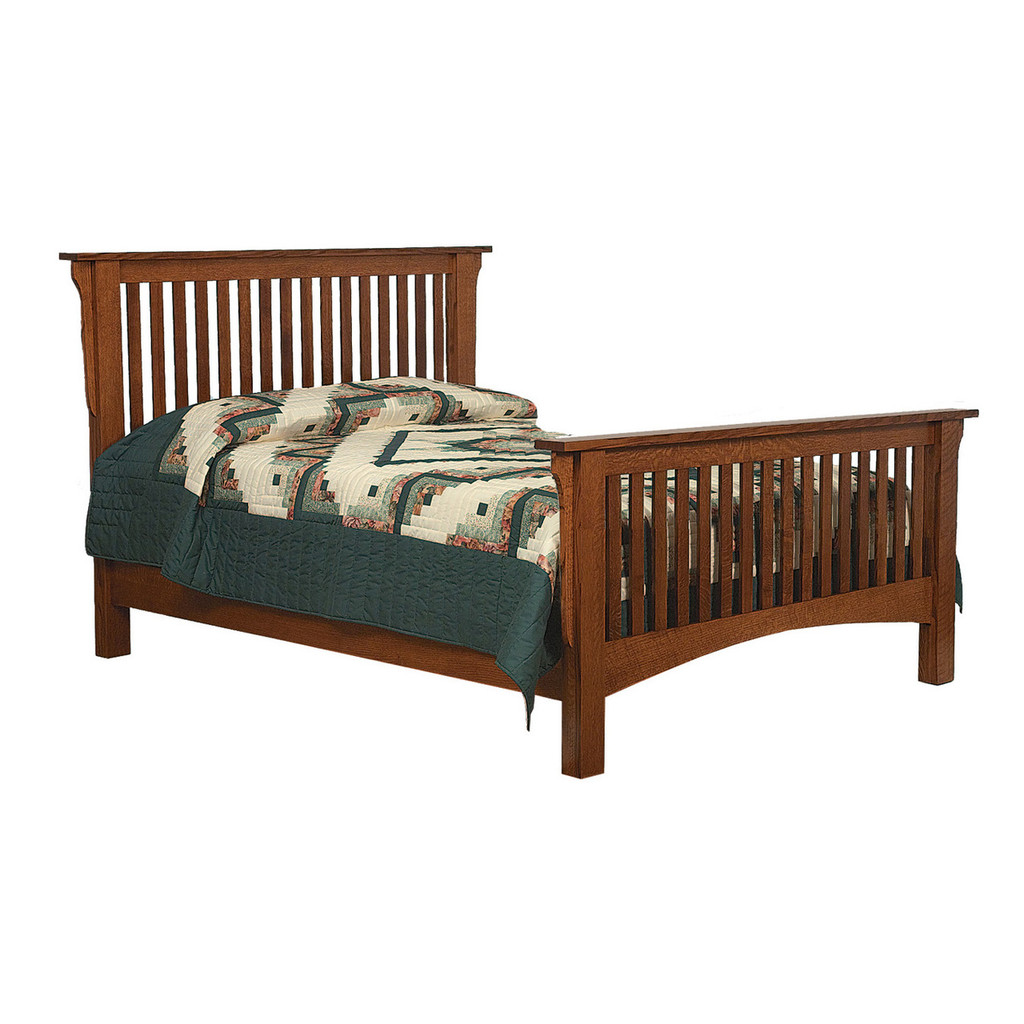 Mission Bed
