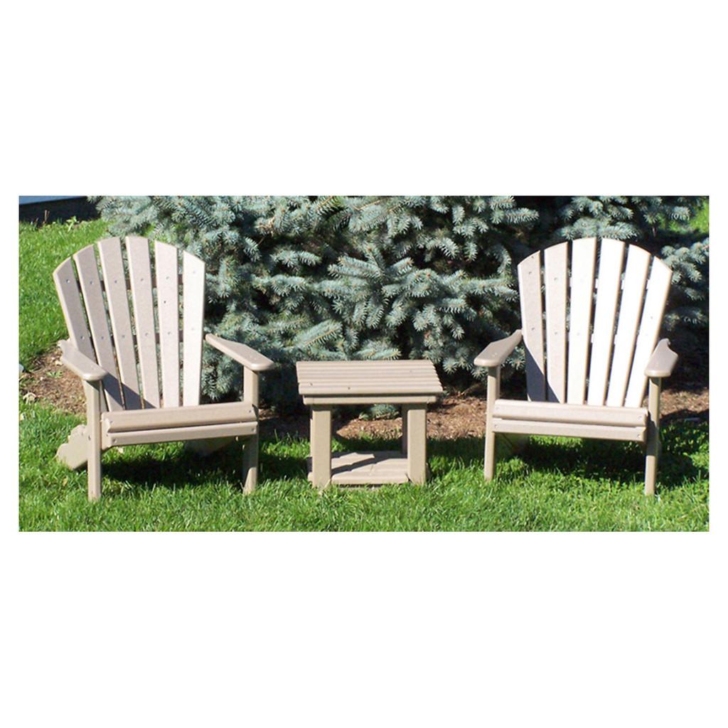 Outdoor Children's Adirondack Chair