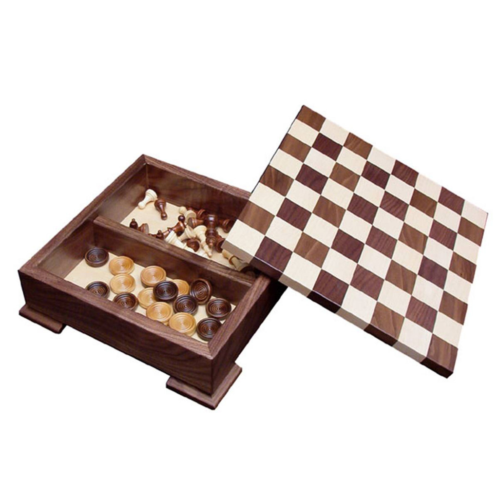 Checker Board (with Base)