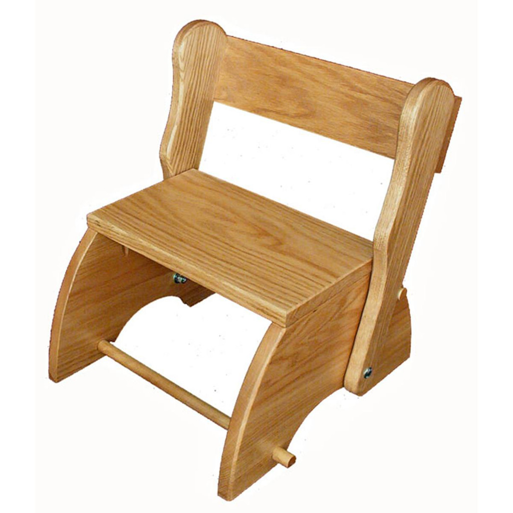Child's Folding Step Stool