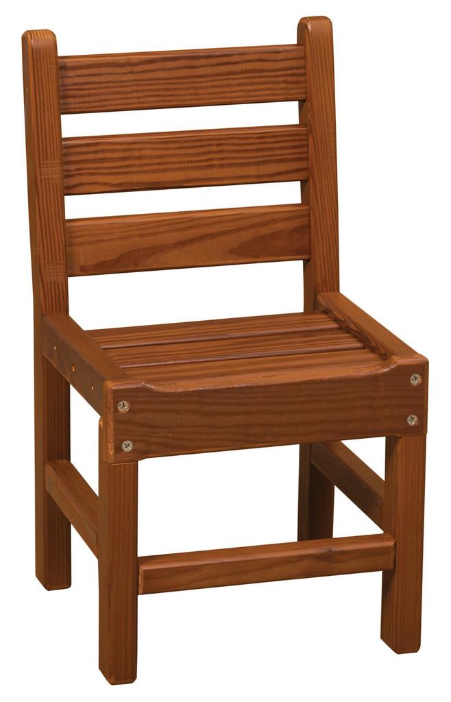 Cedar Kids Chair