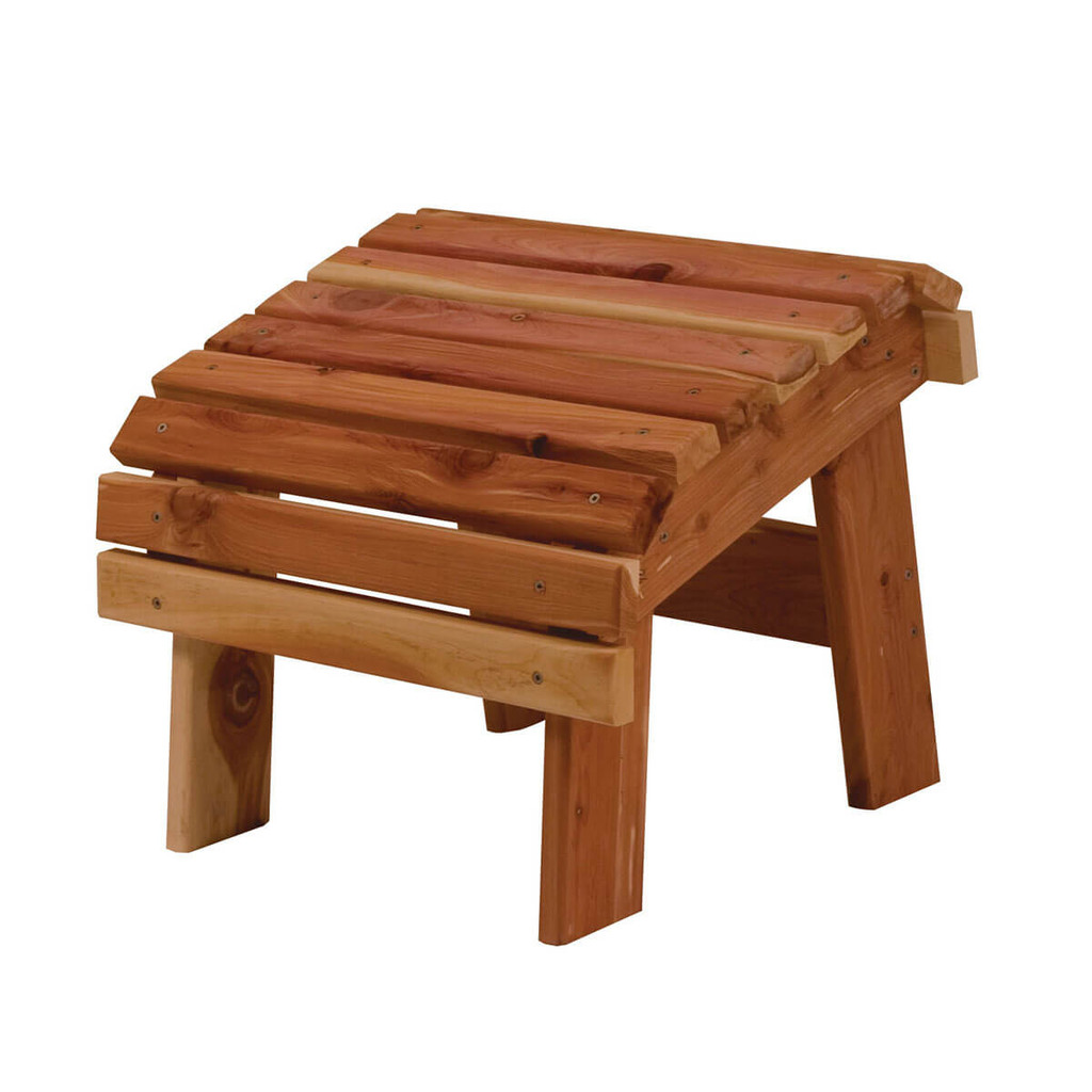 Cedar Straightback Chair