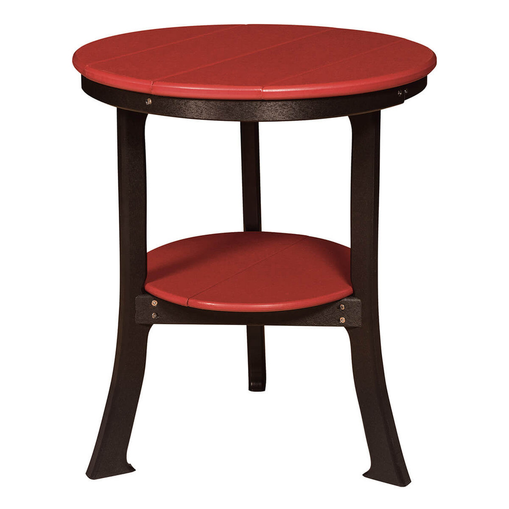 Polywood End Table (Round)
