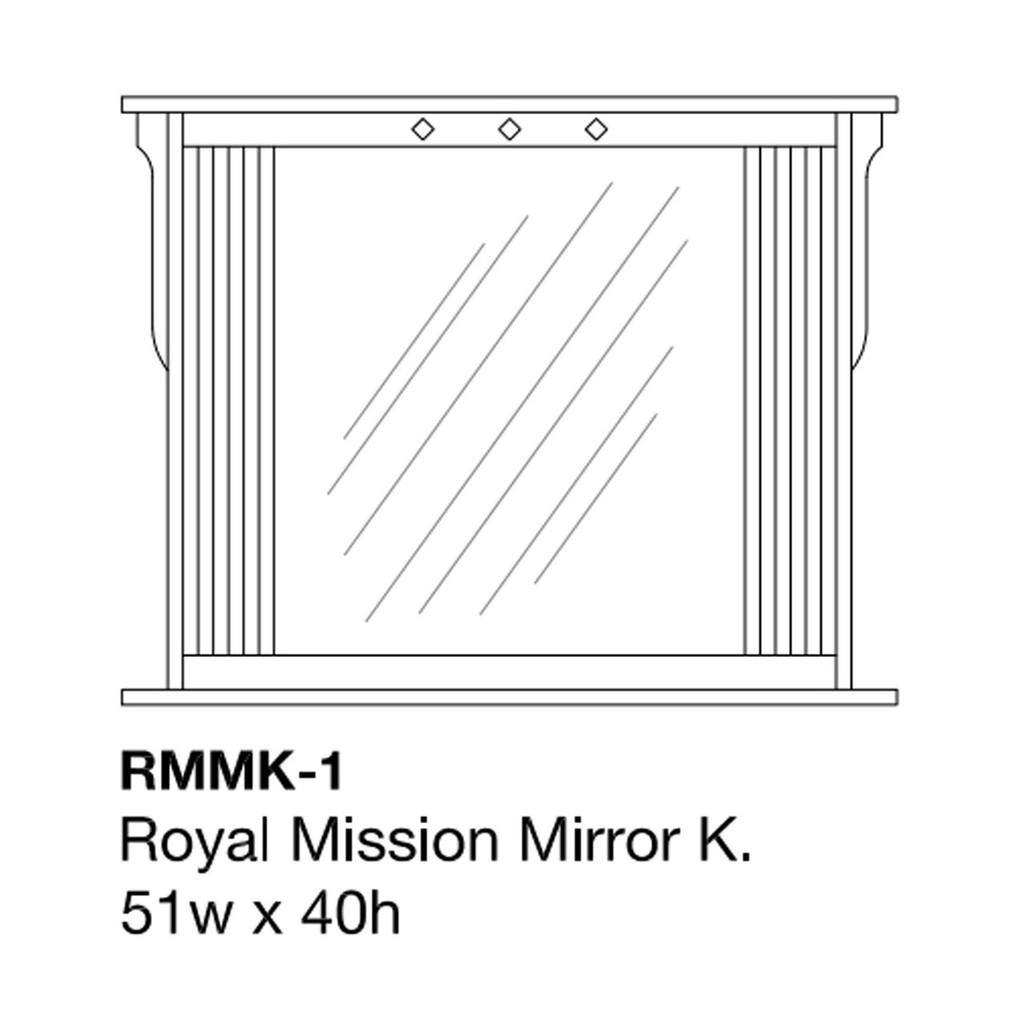 Royal Mission Mirror
