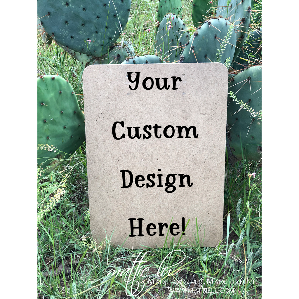 Custom Clipboard | Personalized Teacher Gift | Double-Sided