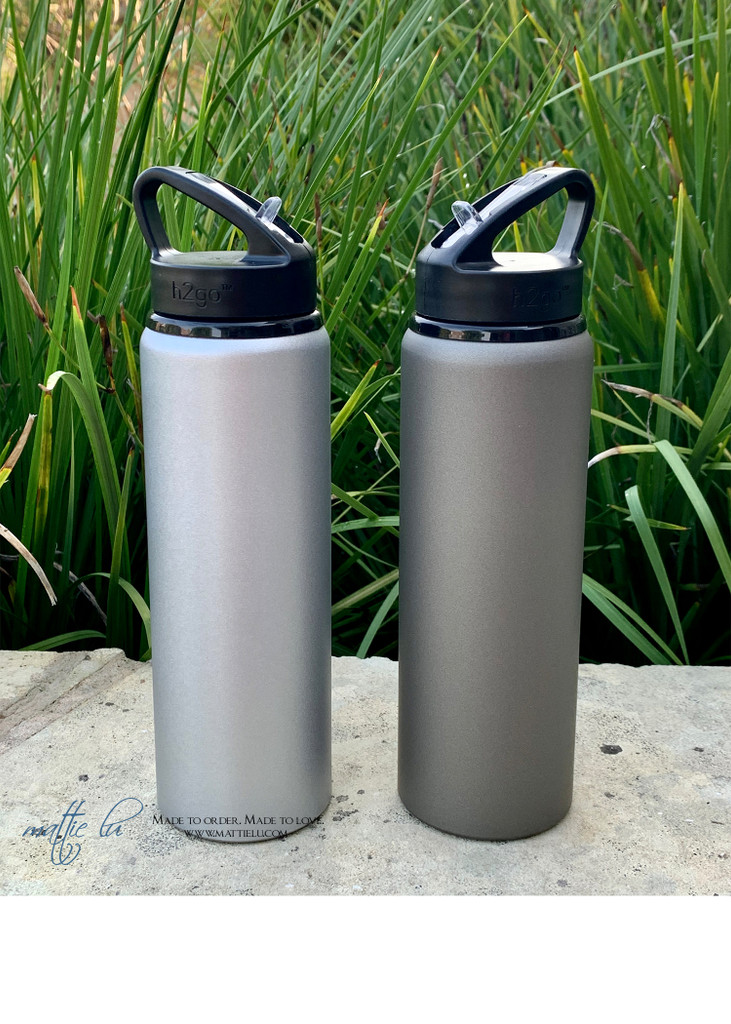 Personalized Water Bottle   H2Go Allure Bottle   28 oz Custom Water Bottle   Monogrammed Water Bottle   Sorority Water Bottle   Unique Gift