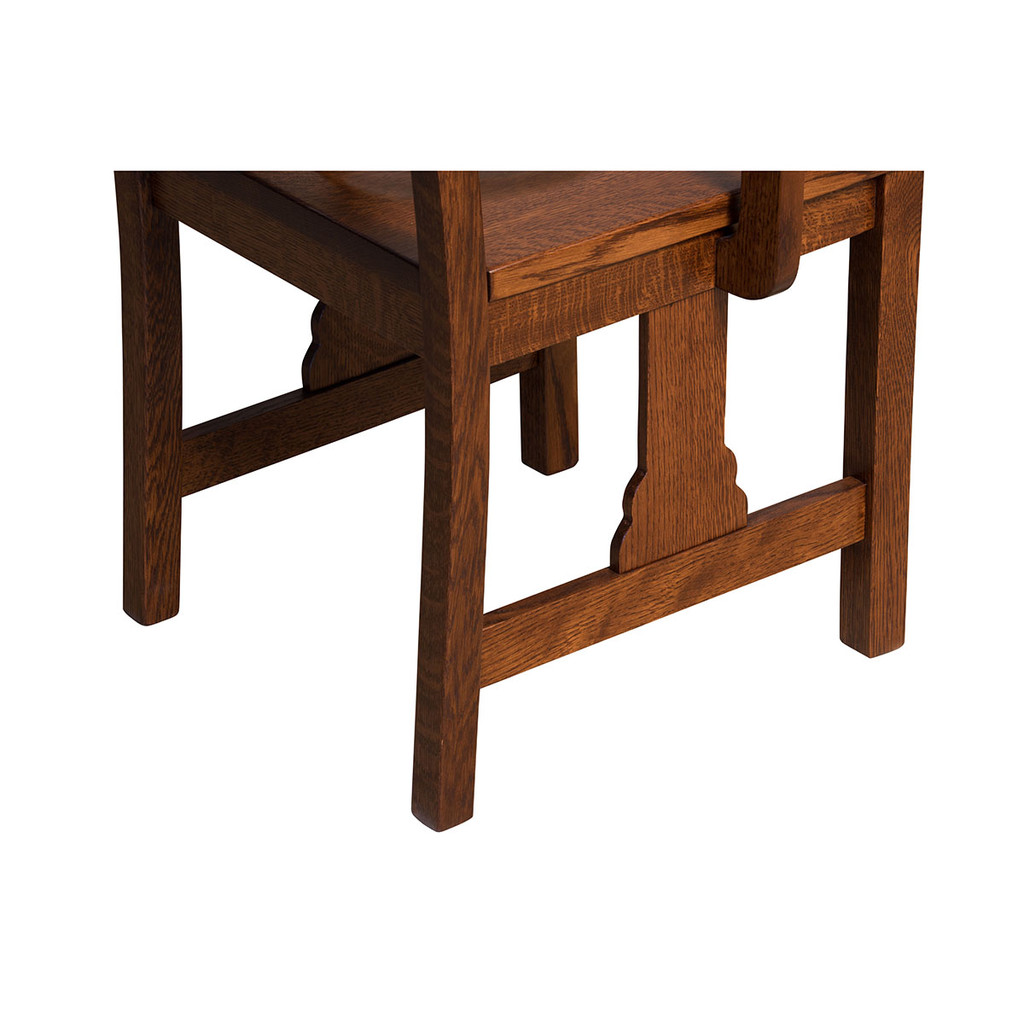 Cambridge Stationary Bar Stool