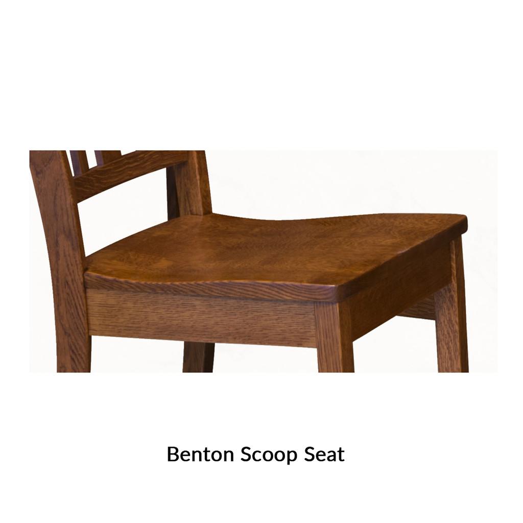 Mission Desk Chair